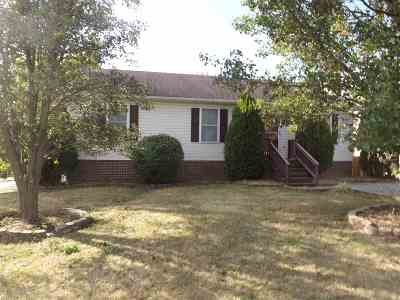 Harrisonburg Single Family Home For Sale: 101 Westfield Ct