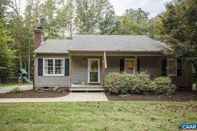 Single Family Home For Sale: 3685 Crewsville Rd