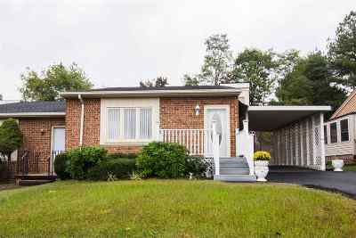 Single Family Home For Sale: 1091 Rosedale Dr
