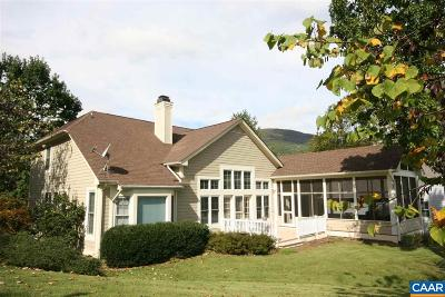 Nelson County Single Family Home For Sale: 142 Club Highland