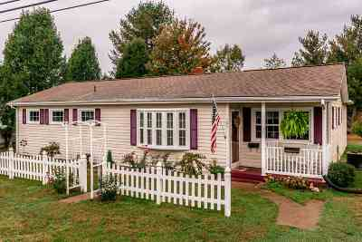 Single Family Home For Sale: 104 N Fourth St