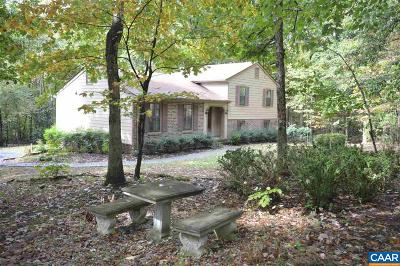 Albemarle County Single Family Home For Sale: 2301 Lonicera Way