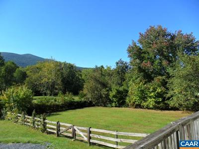 Nelson County Single Family Home For Sale: 194 Creek Rd