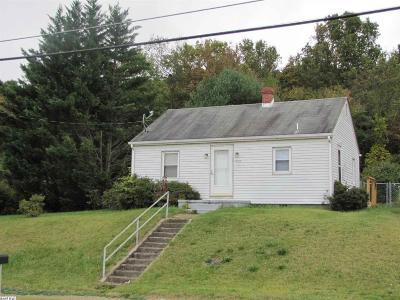 Waynesboro Single Family Home For Sale: 940 S Delphine Ave