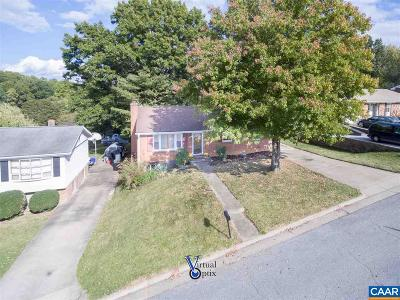 Single Family Home For Sale: 221 Tuxedo Rd