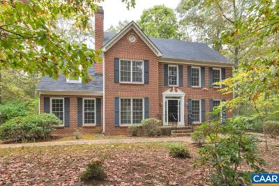 Fluvanna County Single Family Home For Sale: 228 Fieldstone Dr