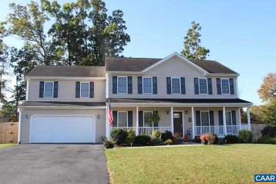 Waynesboro Single Family Home For Sale: 21 Lady Slipper Dr