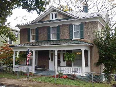 Single Family Home For Sale: 106 Fayette St