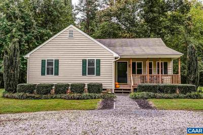 Single Family Home For Sale: 3731 Riddles Bridge Rd