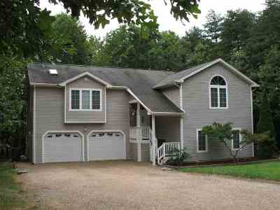 Rockingham County Single Family Home For Sale: 2253 Mountain Dr