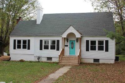 Waynesboro Single Family Home For Sale: 248 York Dr