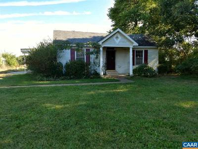 Single Family Home For Sale: 24696 N James Madison Hwy