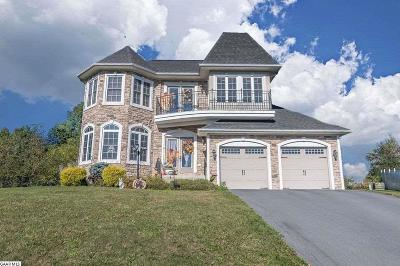 Staunton Single Family Home For Sale: 19 Foxcrest Ridge