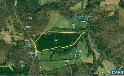 Buckingham County Lots & Land For Sale: Hundley Branch Rd
