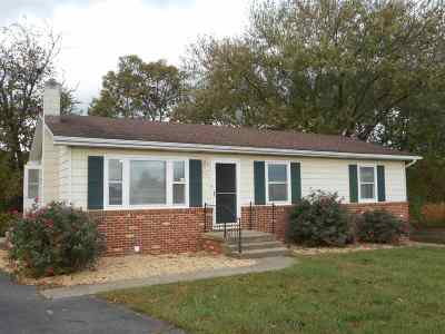 Rockingham County Single Family Home For Sale: 268 Lincoln Ct