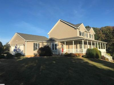 Augusta County Single Family Home For Sale: 130 Winding Creek Ln