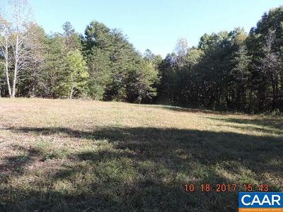 Buckingham County Lots & Land For Sale: 7578 S Constitution Rte