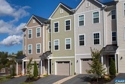 Pavilions At Pantops Townhome For Sale: 2464 Winthrop Dr