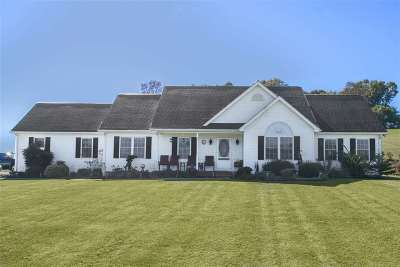Rockingham County Single Family Home For Sale: 9986 Goods Mill Rd