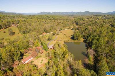 Nelson County Single Family Home For Sale: 2434 Stagebridge Rd