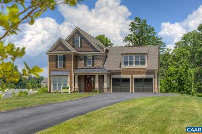 Albemarle County Single Family Home For Sale: 63 Concho Ln