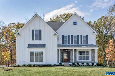 Crozet Single Family Home For Sale: 74 Westhall Dr