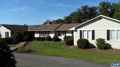 Albemarle County Single Family Home For Sale: 3210 Monroe St