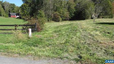 Fluvanna County Lots & Land For Sale: Arrow Head Ln