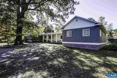 Fluvanna County Single Family Home For Sale: 136 Sunny Field Ln