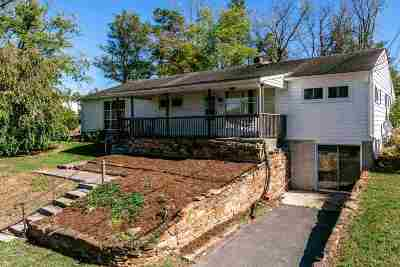 Rockingham County Single Family Home For Sale: 297 Cherry St