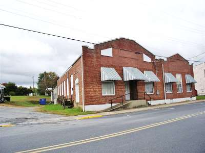 Elkton Commercial For Sale: 81 Ashby Ave