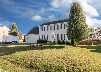 Waynesboro Single Family Home For Sale: 31 Laurel Wood Dr
