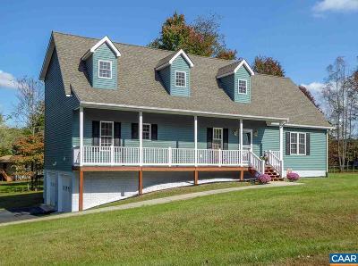 Ruckersville Single Family Home For Sale: 54 Wellington Cir