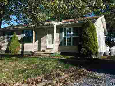 Timberville Single Family Home For Sale: 204 Bellevue St