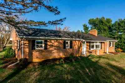Rockingham County Single Family Home For Sale: 9916 Kennedy Ln
