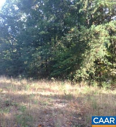 Fluvanna County Lots & Land For Sale: Antioch Rd