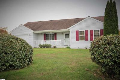 Augusta County Single Family Home For Sale: 21 Ashburn Ln