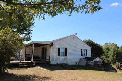 Single Family Home For Sale: 2084 Palmyra Church Rd