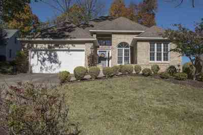 Harrisonburg Single Family Home For Sale: 1032 Wyndham Dr