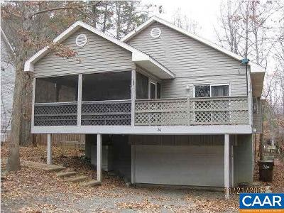 Lake Monticello Rental For Rent: 20 Club Ln