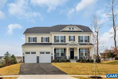 Crozet Single Family Home For Sale: 2622 Lavaca Ct