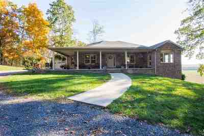 Bridgewater Single Family Home For Sale: 6409 Spring Hill Rd