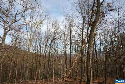 Nelson County Lots & Land For Sale: 1450 Crawfords Climb