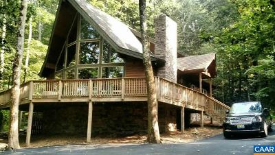 Nelson County Single Family Home For Sale: 410 Fawn Ridge Rd