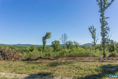 Albemarle County Lots & Land For Sale: Lot 12 Greenloft Ln