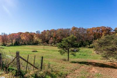 Augusta County Lots & Land For Sale: 2879 Cold Spring Rd