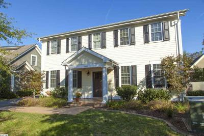 Charlottesville Single Family Home For Sale: 1439 Wickham Pond Dr