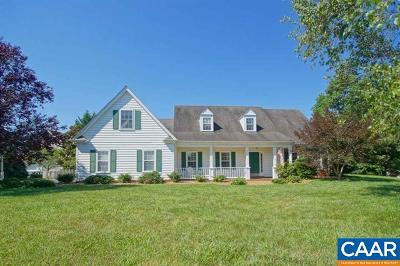 Crozet Single Family Home For Sale: 5073 Spring Cove Ct