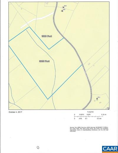 Nelson County Lots & Land For Sale: Lot 5 Jenny's Creek Rd