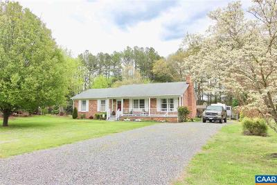 Louisa County Single Family Home For Sale: 333 Wagner Farm Rd